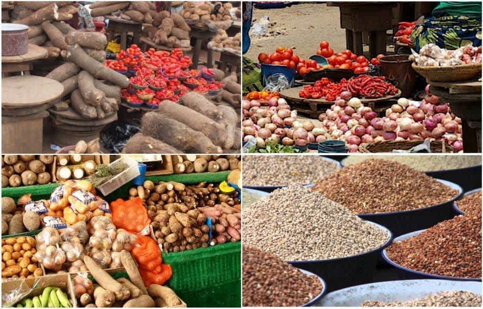 foodstuffs-Cost of Foodstuffs in Nigeria (2020)