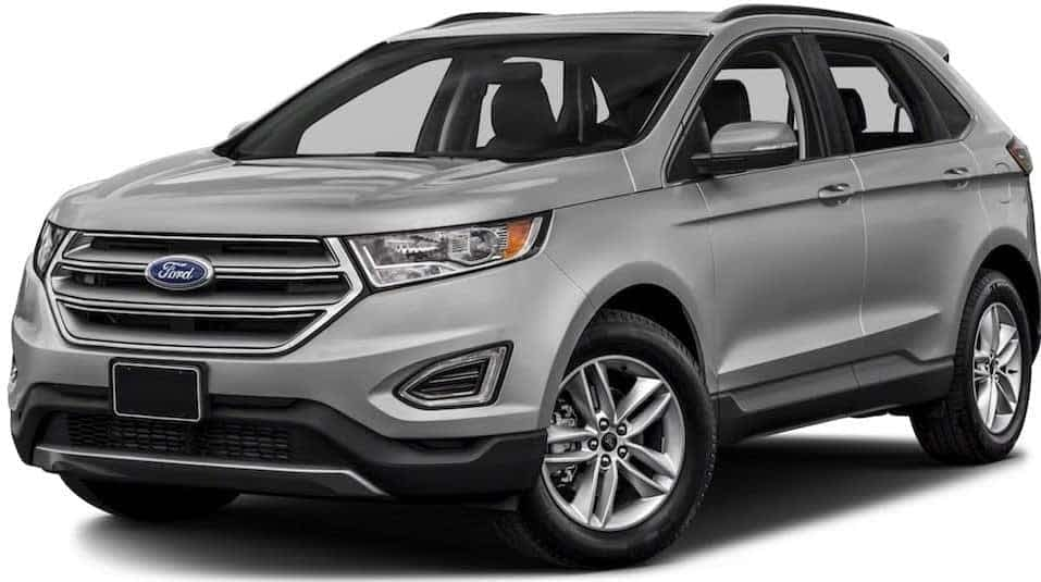 Ford Edge-Ford Edge Prices in Nigeria