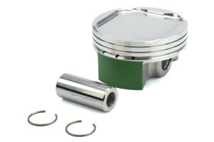 Cosworth Forged Piston w/ Pins and Clips 8.5:1 ( Part Number: 20002489)