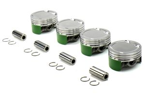 Cosworth Forged Piston Set 86mm 10.0:1 Stroker ( Part Number: 20009276)