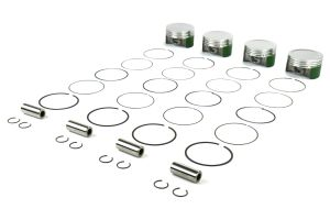 Cosworth Forged Piston Set 86mm 8.5:1 ( Part Number: 10001470)