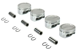Cosworth Forged Piston Set w/Rings 9.5:1 87.5mm ( Part Number: 20010717)