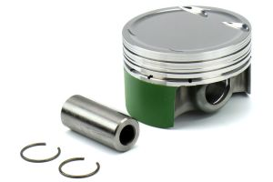 Cosworth Forged Piston w/Pins and Clips 9.0:1 ( Part Number: 20004488)