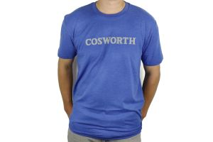 Cosworth Blue T-Shirt ( Part Number: 3121012)