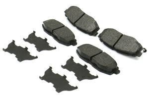 Cosworth Streetmaster Brake Pads Rear BRZ/FR-S ( Part Number: CFS3039)