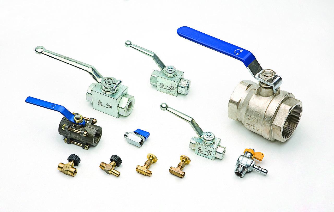 Imagem de destaque sobre Circuitos hidráulicos: aposte nas válvulas e registros da Coterflex