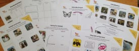 Rare Breeds Centre - Farm trail sheets, Worksheets and Nature-based Activity Packs