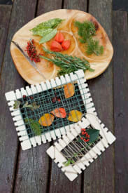 Natural Weaving Frames