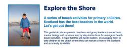 Explore the shore
