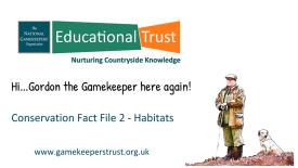 Conservation Fact Files 2 - Habitats - Farmland