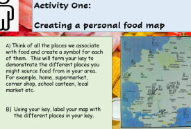Local food enterprise / English persuasive language
