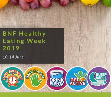 RESOURCES: Healthy Eating Week starts here