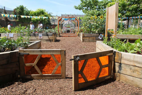 RESEARCH: 100 Edible Playgrounds and what they've achieved