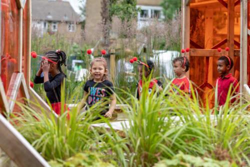 NEWS: Planting healthy air in schools
