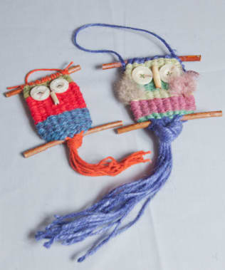 HOME EDUCATION HUB: Countryside crafts