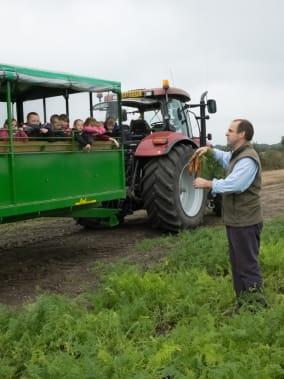 Farm visit Q&A