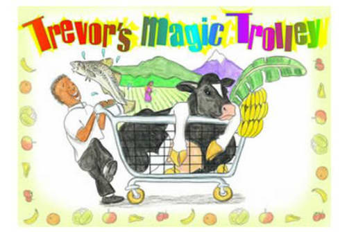 Trevor's Magic Trolley