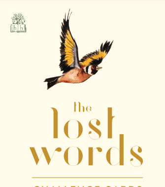 Lost Words resource