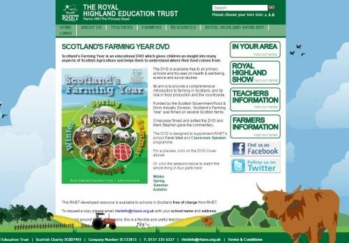 Scotland's Farming Year