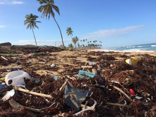 Plastics and climate change