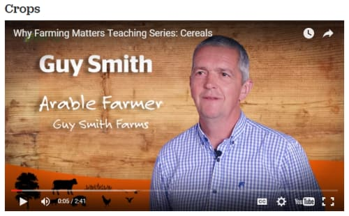 Why Farming Matters arable farming video