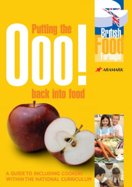 Putting the Ooo back into food - Cookery Guide