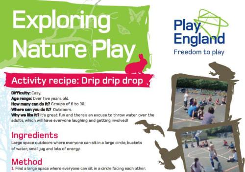 Exploring nature play