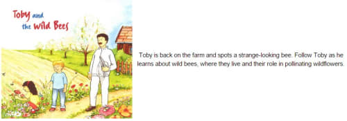 Toby and the Wild Bees