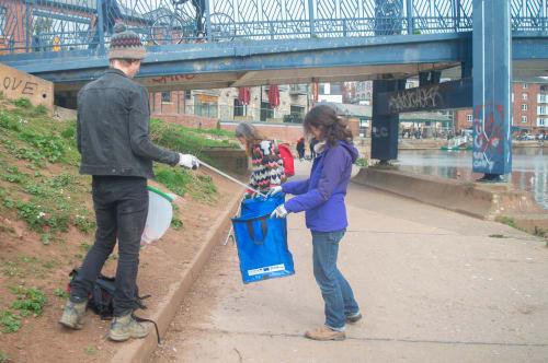Community clean up challenge