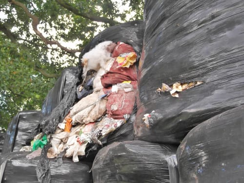 Plastics in agriculture - legislation and management