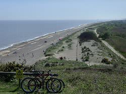 Dunwich Heath & Minsmere Beach