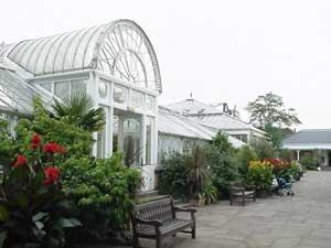 The Birmingham Botanical Gardens & Glasshouses