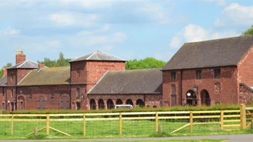 Sandwell Park Farm