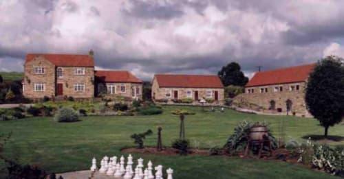 Monk End Farm