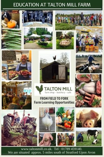 Talton Mill Farm Shop and Cafe