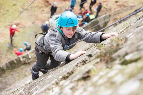 Scout Adventures Yr Hafod