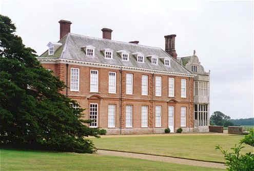 Felbrigg Hall, Garden & Park