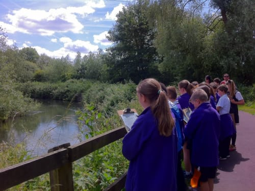 Lee Valley Regional Park - Youth and Schools Service