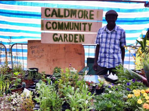 Caldmore Community Garden