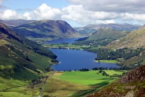 Buttermere and Ennerdale