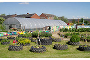 Arkwright Meadows Community Gardens
