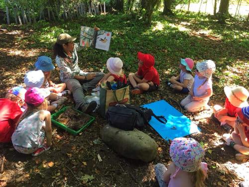 RFS Teaching Trees @ Cockermouth Community Woodland