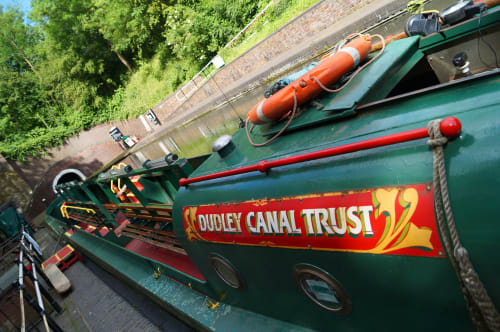 Dudley Canal Tunnel and Limestone Mines