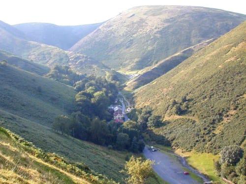 Carding Mill Valley