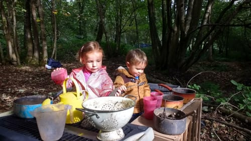 Nower Wood Educational Nature Reserve: Wild Tots