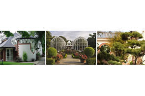 The Birmingham Botanical Gardens and Glasshouses