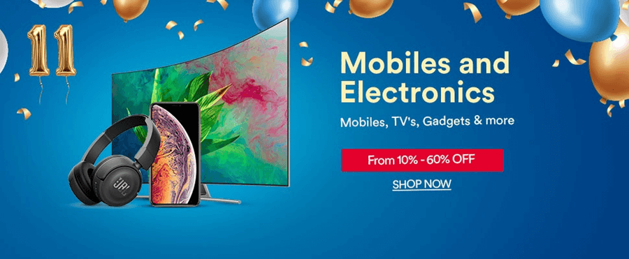 Souq Electronics Sale