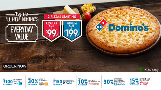 Dominos Deals