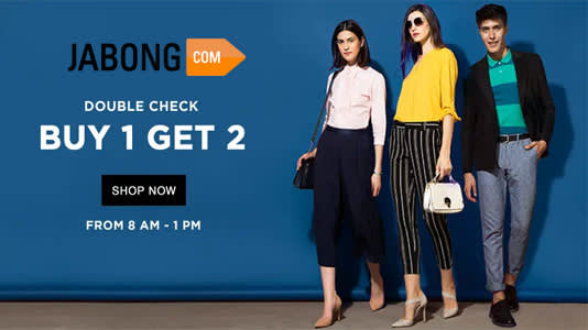Jabong Coupon and Offers