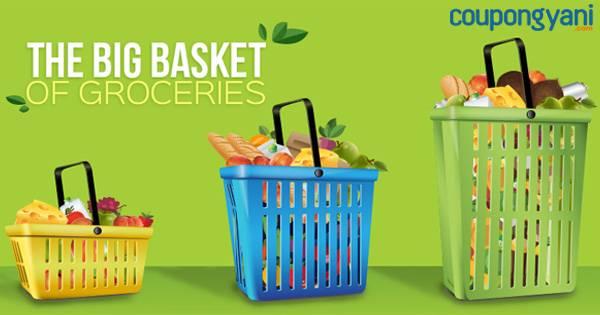 Bigbasket coupon codes
